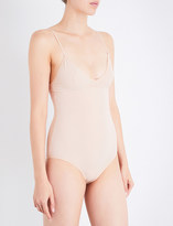 Base Range Baserange Belmont ribbed stretch-cotton bodysuit