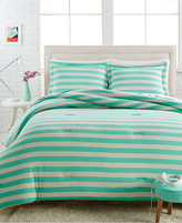 Victoria Classics Closeout! Ella 3-Pc. Full/Queen Jersey Comforter Set Bedding