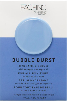 Nails Inc FACEINC by Bubble Burst Smoothing Hydro Night Mask 10ml