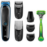 Braun Braun3040mgk - 3040 Male Grooming Kit