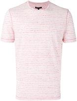 Michael Kors striped T-shirt - men - Cotton - M