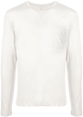 Kent & Curwen long sleeved T-shirt