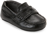 Kenneth Cole Reaction Infant Boys) Black Baby Loafers