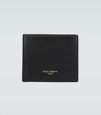 Dolce & Gabbana Mediteraneo billfold wallet