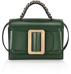 Boyy Women's Fred Belted Leather Box Shoulder Bag