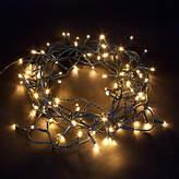 Energizer Energiser 100 LED Christmas Lights, Pure White, 8.4m