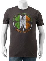 "Big & Tall SONOMA Goods for LifeTM ""Luck of The Irish"" Tee"