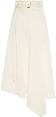 J.W.Anderson Asymmetric Belted Skirt