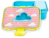 Skip Hop Pink & Blue Cloud Forget Me Not Lunch Kit
