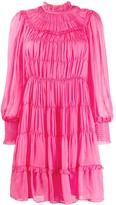 Ulla Johnson Gathered Tiered Dress
