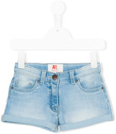 American Outfitters Kids - denim shorts - kids - Cotton/Polyester/Spandex/Elastane - 4 yrs