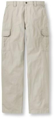 L.L. Bean L.L.Bean Men's Tropic-Weight Cargo Pants, Natural Fit