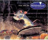 Disney Art of Ratatouille Book