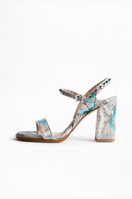 Zadig & Voltaire Vogue Wild sandals