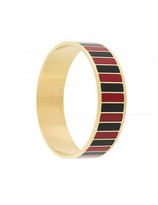 Givenchy striped bangle