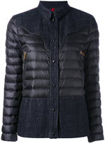 Moncler Causses padded jacket - women - Cotton/Feather Down/Polyamide - 2