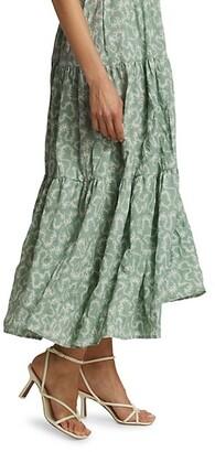 Sea Thandi Smocked Dress