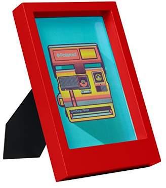 Polaroid Desk Frame - Red