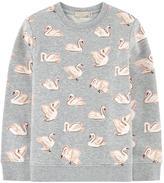Stella McCartney Printed organic cotton sweatshirt - Betty