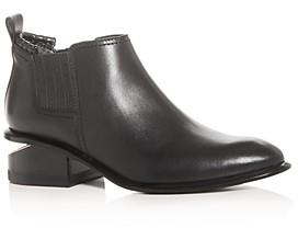 Alexander Wang Women's Kori Leather Booties