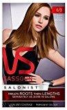 Vidal Sassoon Hair Dye Light Gold Brown 6/3 (PACK OF 2)
