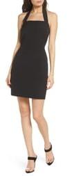 NSR Victoria Halter Neck Cocktail Dress