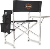 Picnic Time Harley-Davidson Folding Camping Chair in Black