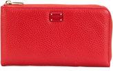 Dolce & Gabbana zipped Dauphine wallet