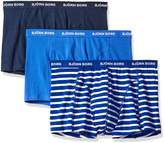 Bjorn Borg Men's 3-Pack Stripe Trunk