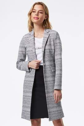 Tristan Fitted Knit Jacket
