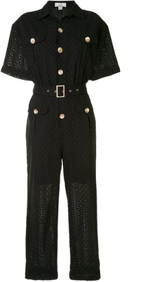 We Are Kindred Bronwyn embroidered boilersuit