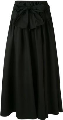 Maryam Nassir Zadeh Carlita pleated full skirt