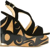Paloma Barceló 'Agata' wedge sandals
