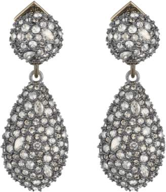 Alexis Bittar Pavé Pod Drop Post Earring