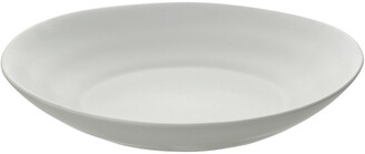 Ten Strawberry Street Set Of Six 9.7In Ripple White Pasta Plates