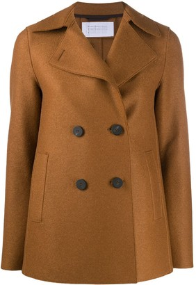 Harris Wharf London Double-Breasted Wool Jacket