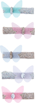 Accessorize 5x Party Butterfly Salon Hair Clips