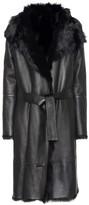 Joseph Reversible shearling coat