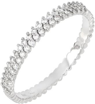 Bony Levy 18K White Gold Monroe Diamond Band - 0.2 ctw