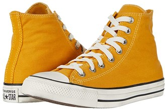 Converse Chuck Taylor All Star - Hi (Sunflower Gold/Egret/Black) Lace up casual Shoes