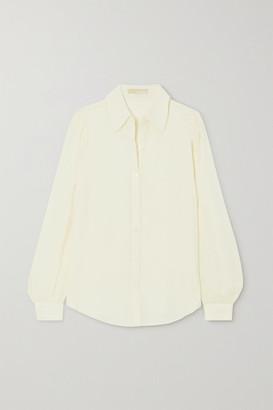 MICHAEL Michael Kors Silk Shirt - White