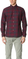 Todd Snyder Red Plaid Shirt