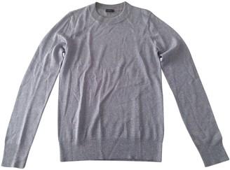 Joseph Silver Wool Knitwear for Women