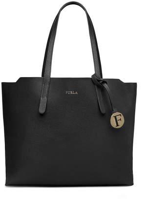 Furla Sally Saffiano Medium Tote Bag