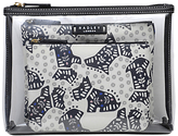 Radley Folk Dog Large Travel Set, Ivory