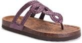 Muk Luks Betsy Braided Sandal