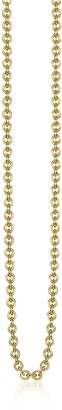 Thomas Sabo Gold Plated Sterling Silver Anchor Chain Necklace