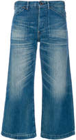 Polo Ralph Lauren wide-legged cropped jeans