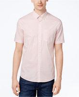 Michael Kors Men's Classic-Fit Micro Diamond Stretch Shirt
