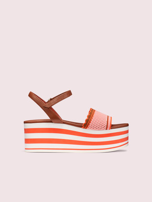 Pink Wedge Sandals   Shop the world's